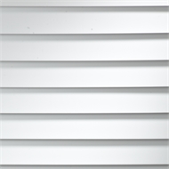 Zone Interiors 210 x 210cm 63mm Vivid White Basswood Shutterview Venetian Blind