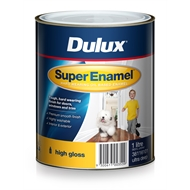 Dulux Super Enamel 1L High Gloss Ultra Deep Enamel Paint