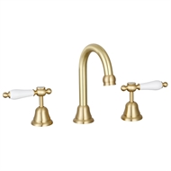 Mondella WELS 4 Star 7.5L/min Brass Maestro Lever Handle Basin Set