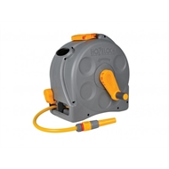 Hozelock 12mm x 25m 2-in-1 Compact Hose Reel