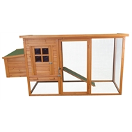Pinnacle 2020 x 755 x 1030mm Pet Castle Chicken Coop