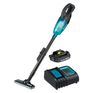 Makita 18V Cordless Mobile Vacuum Cleaner Kit