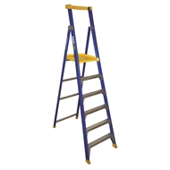 Bailey 1.8m 150kg Fibreglass Platform Ladder