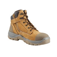 DeWALT Size 13 UK/AU Wheat Akron Pro Comfort Extreme Duty Leather Work Boot