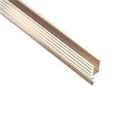 Roberts 3.3m Silver Trim Extension Channel