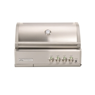 Crossray 4 Burner In Built Infrared BBQ