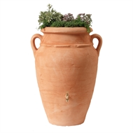 Garantia 260L Terracotta Antique Wall Water Tank