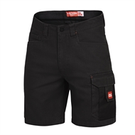 Hard Yakka Cargo Shorts - 87R Black