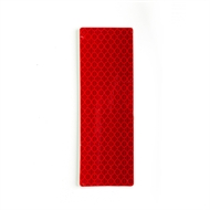 Sandleford 38 x 110mm Red High Intensity Safety Tape