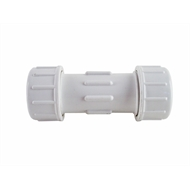Holman 40mm PVC Compression Fitting / Coupling Repair