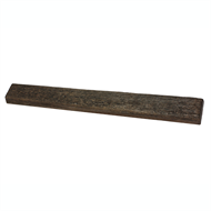 Ridgi 150mm x 50mm 1.5m Ironbark Reinforced Concrete Sleeper