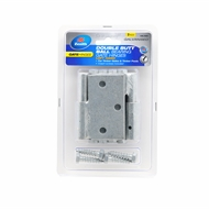 Zenith Galvanised Double Butt Ball Bearing Timber To Timber Hinge LH - 2 Pack