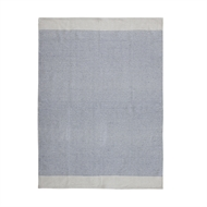 Smart Flooring 180 x 130cm Grey Scandi Cotton Rug