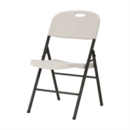 Lifetime Almond Classic Folding Chair