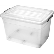 All Set 149L Storage Container with Lid