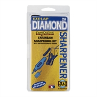 Eze-Lap Diamond Chainsaw Sharpener Kit
