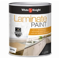 White Knight 1L Neutral Laminate Paint