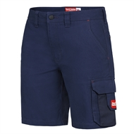 Hard Yakka Ladies Cargo Short - 18 Navy
