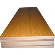 2400 x 1200 x 3mm Pine MDF Woodgrain Wall Panel