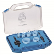 Sutton Tools  8 Piece S9 Viper Electrician Holesaw Set