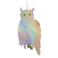 Whites Pest Control Outdoor Owl Reflector