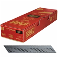 Senco 45mm x 1.75mm Collated Brad Nails Zinc Plated - 4000 Pack