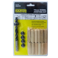 Haron 10mm Dowel Joining Kit