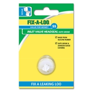 Fix-A-Loo Inlet Valve Headseal Washer - Suits Grohe