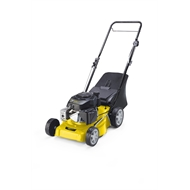 Yardking 138cc Self-propelled Cut and Catch Lawn Mower