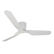 Arlec 130cm White 35W Washington Ceiling Fan With Remote Control