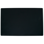 Kinetic Rectangular Black Cupboard Cover Plate