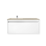 Quay 900mm Lexicon Wall Hung Vanity