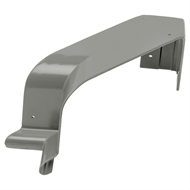 COLORBOND 115mm 90 Degree Quad Gutter Internal Cast Corner - Dune