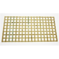 Lattice Makers 1800 x 900mm Square Treated Pine Lattice