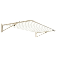 Austral 28.5m Single Classic Cream Fold Down Compact Clothesline
