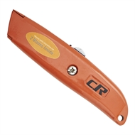 Craftright Fluoro Retractable Utility Knife With 2 Blades