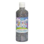Boyle 500ml Crafty Kid Washable Chunky Glitter Paint