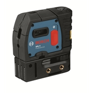Bosch Professional 5 Point Laser Level
