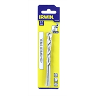 Irwin 8.0mm Bright High Speed Drill Bit
