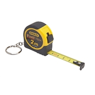 Stanley FatMax 2m Key Chain Tape Measure