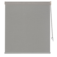 Markisol 210 x 240cm Uno Sheer Indoor Roller Blind - Quartz