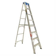 Gorilla 2.4m 120kg Industrial Aluminium Single Sided Ladder