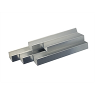 Metal Mate 20 x 20 x 1.5mm 1m Aluminium Channel