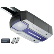 Chamberlain PowerLift Plus Sectional Garage Door Opener