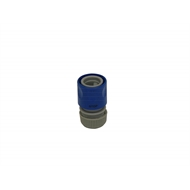 Aqua Systems 12mm Stop Valve Hose Fitting Connector