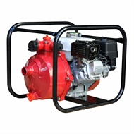 ClayTech 4.8hp Honda Engine Drive Fire Pump
