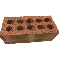 Bastion 230 x 110 x 76mm Clay Ausbrik Builders Brick