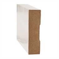 Hume 42 x 12mm x 5.4m Square Dressed Primed MDF