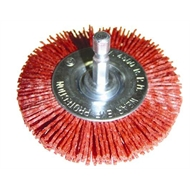Josco 75mm Abrasive Nylon Wheel Brush