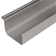 COLORBOND® Steel 0.42 x 115mm Quad Gutter - Wallaby